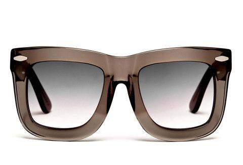 Grey Ant sunglasses in SMOKE