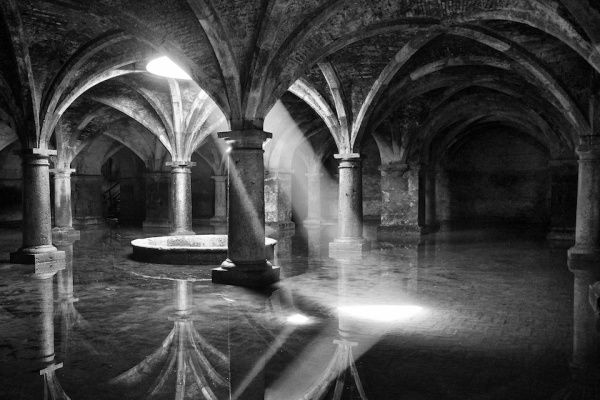 El Jadida, Morocco. Photographing Interiors - My Shot Lists for Travel app for iPhone by Ralph Velasco