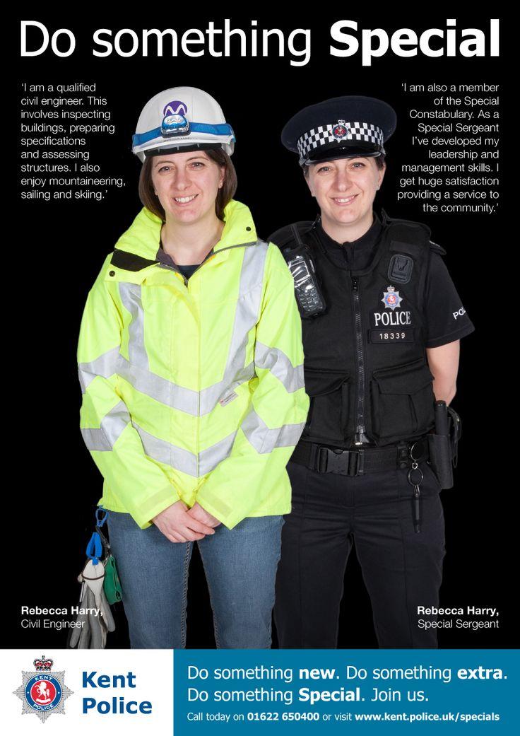 Special Constables in Ontario - Blue Line