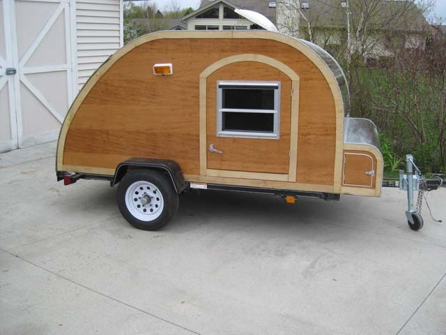 I could Camp in this