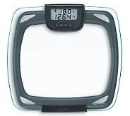 EatSmart Precision GetFit Digital Body Fat Scale - Weighs up to 400 lbs/180 kgs and also measures body fat percentage, total body water percentage, muscle mass percentage, and bone mass. http://computer-s.com/bathroom-scales/bathroom-scale-reviews/