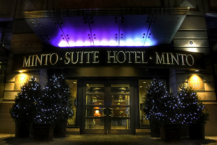 Minto Suite Hotel, located in downtown Ottawa, Canada, at 185 Lyon Street. For more information on Ottawa accommodation visit http://www.ottawatourism.ca/en/visitors/ottawa-hotels