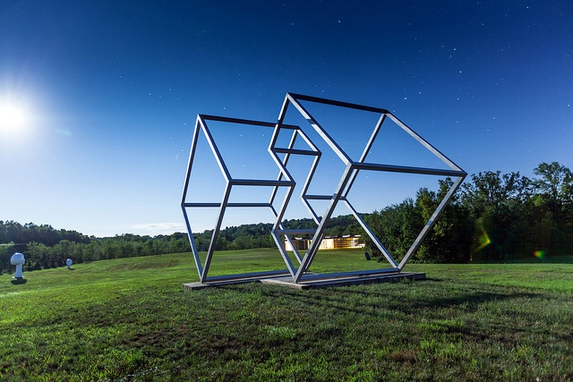 The Fields Sculpture Park at Art Omi, Ghent http://www.artomi.org/
