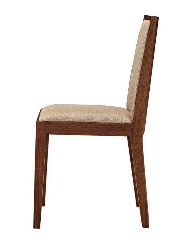 Vig Furniture - Modrest Codex Modern Tobacco & Beige Desk Chair - VGCNMK029