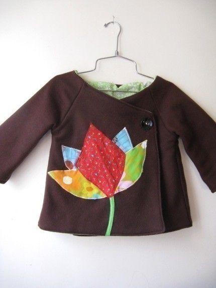 Kimono pattern reserved for farolera van ManiMina op Etsy