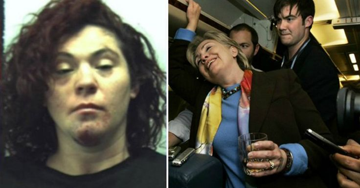 Woman Arrested For Drunk Driving, Makes Bizarre Claim About Hillary Clinton