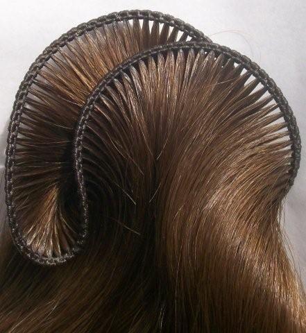 HAND TIED WEFT. http://www.superstrands.com/virtuemart/weft---weave-hair-extensions.html?TreeId=6