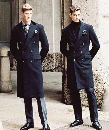 Драповые мужские кепки под классическое пальто