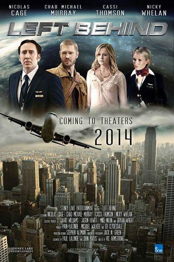 Left Behind / Изоставени (2014)  Free Online  Апокалиптичният екшън-трилър с Никълъс Кейдж и Ашли Тисдейл разказва за гру�...