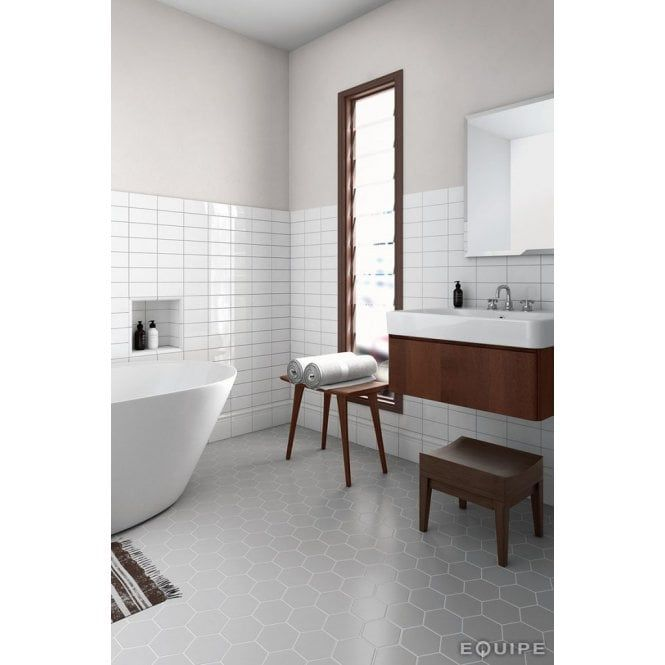 Zanzibar Bianco 10cm X 10cm Wall Tile Tiles Wall Tiles Tiles Direct
