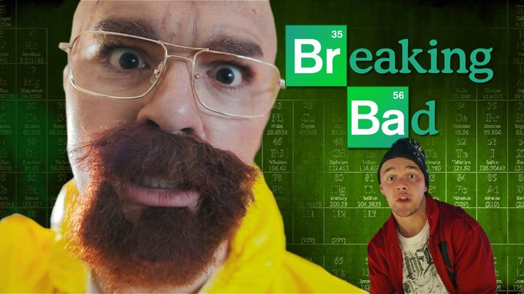 Breaking Bad the Musical, A Song About How to Make Meth