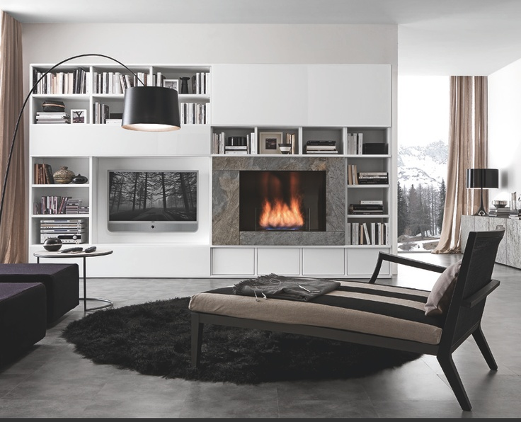 17 Best Ideas About Media Wall Unit On Pinterest Tv