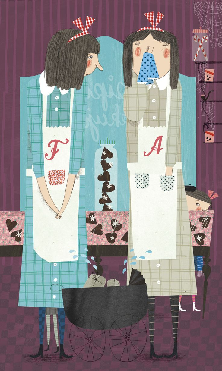 P. L. Travers: Maija Poppanen (WSOY 2010) Illustration Marika Maijala Graphic design Réka Király Beautiful book -award 2010 Diploma at the Tallinn Illustration Triennial 2013