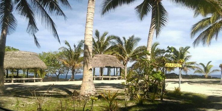Doesnt get better than this! My home away from home #Tufutafoe #Savaii #Samoa #MumsFamily #Love #AigaMomoemausu