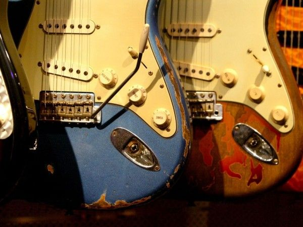 Fender guitar wallpaper hd old fender guitars - Fender stratocaster wallpaper hd ...
