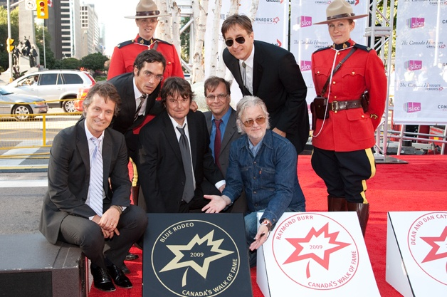 Blue Rodeo Walk of Fame