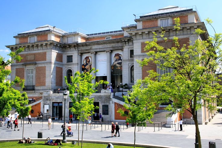 The Prado Museum (Madrid)