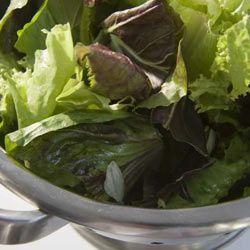 Braai salad with avo and caramelised nuts