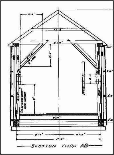 covered bridge plans used in the 1920's