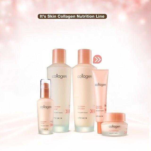 Die *Collagen Nutrition Line* ist die innovative koreanische Hautpflege-Linie von IT'S SKIN. Mehr erfahren unter: https://www.seemyskin.de/hautpflege/ #seemyskin #itsskin #itsskinofficial #itsskindeutschland #kbeauty #toner #emulsion #koreanischehautpflege #koreanischekosmetik #koreanbeauty #koreanskincare #hautcreme #kbeautyblogger #beauty #beautyblogger #gesichtstoner #gesichtslotion #augencreme #hautpflegeroutine #serum #augenpflege #gesichtscreme #gesichtspflege #hautpflege
