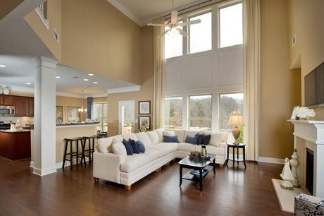 Somerset Ii By Pulte Homes At Bentwood Preserve At