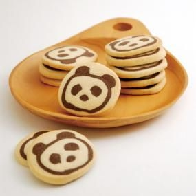 panda cookie // picked by lilzebra