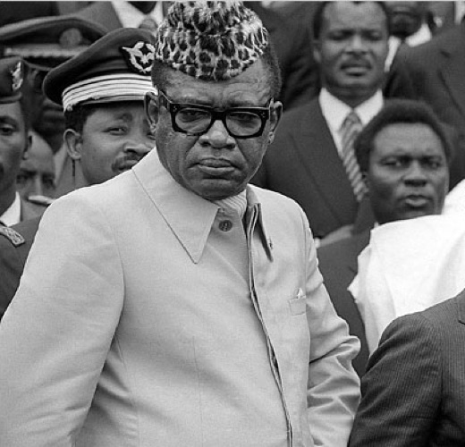 an overview of the situation in the democratic republic of congo during mobutu sese sekos rule Mobutu sese seko's coup was supported in large during kabila's rule the criminalized diamond economy of the democratic republic of the congo and its.
