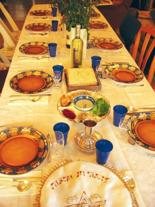 Jewish Festival | Peasach | Passover (2016)