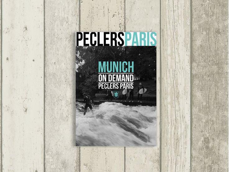 Munich on demand - Shopping Guide on Behance
