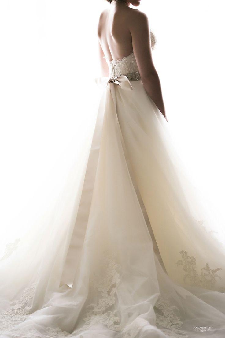 Elizabeth's Bridals  Ballantyne Hotel   Charlotte, NC #lazarobridal #sayyestothedress #ballgown #ballantynehotel #bridal portraits