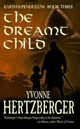 The final volume in the Earth's Pendulum Trilogy - The Dreamt Child.
