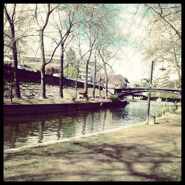 The river Lithaios.