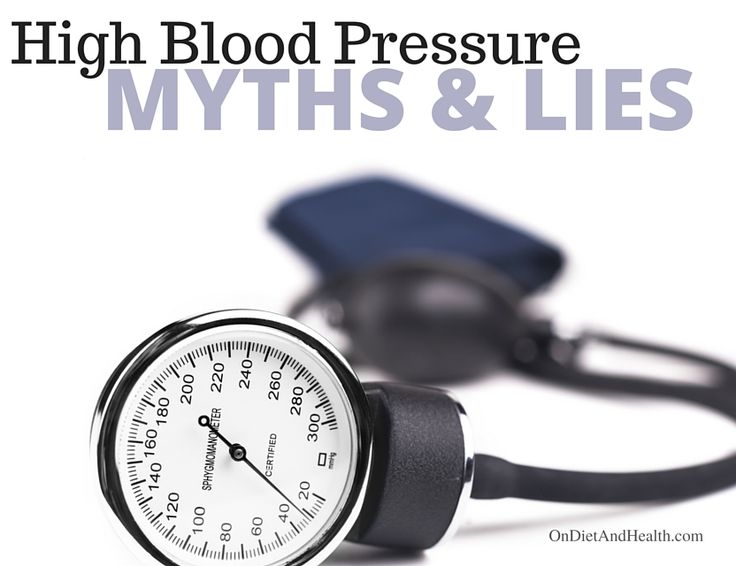 What really causes high blood pressure?