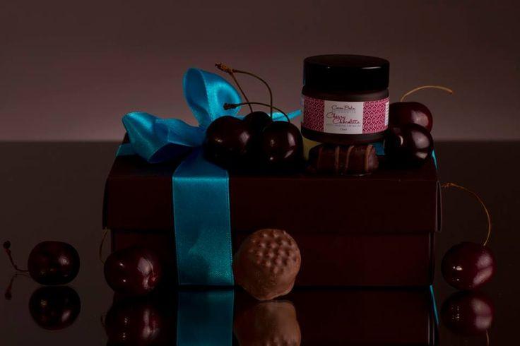 Luxury Cherry Chocoletta Cocoa Lip Balm