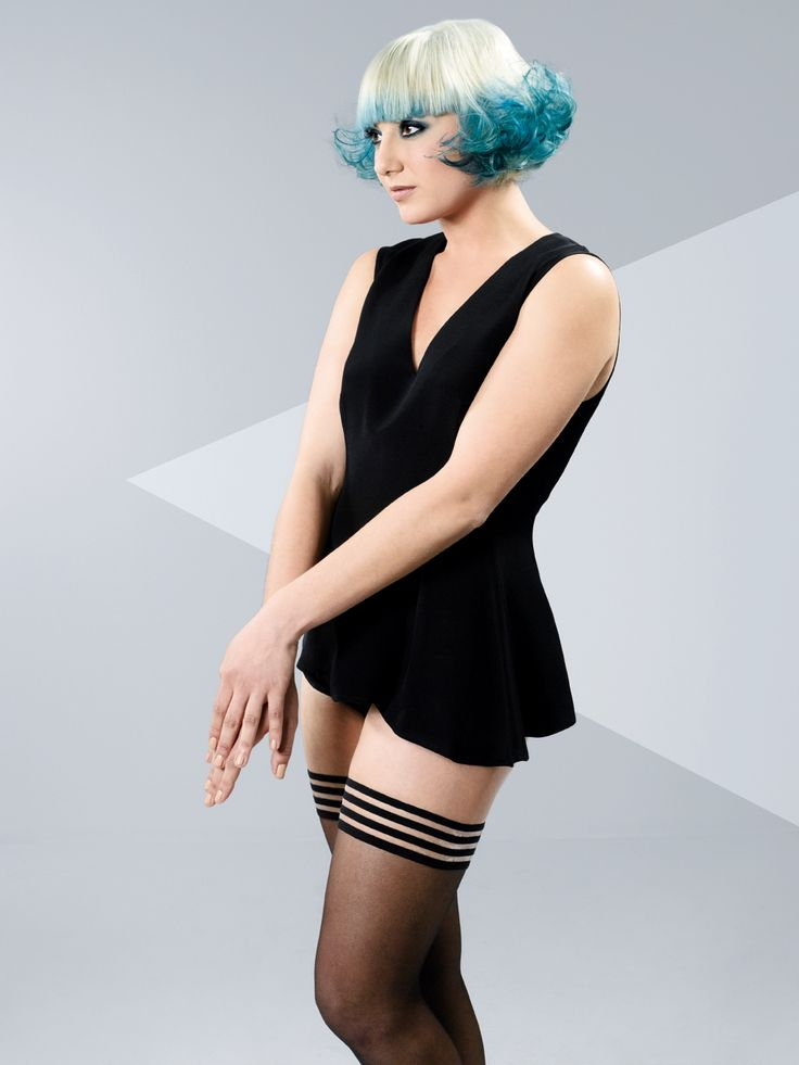 Erayba Hair Style Collection: COLOR FLOW. Twenties Club. Dare to be a trendsetter.