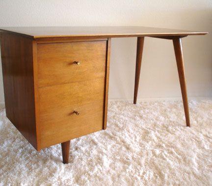 paul mccobb desk my dad had this desk