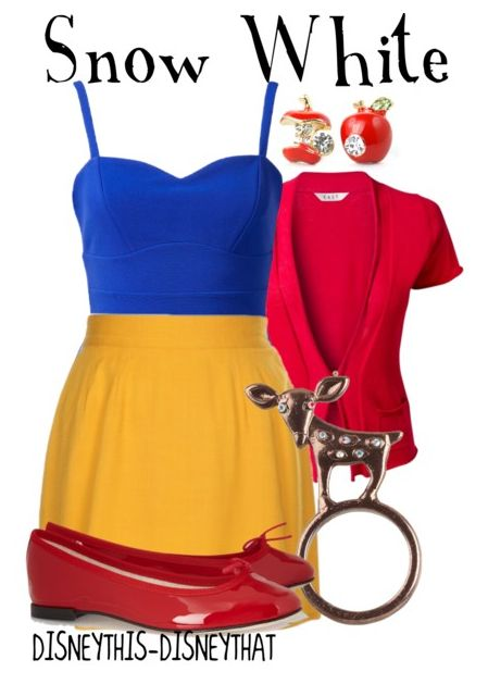 Snow White Outfit<3