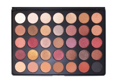 """Morphe """"Fall Into Frost"""" 35F eyeshadow palette gorgeous"""