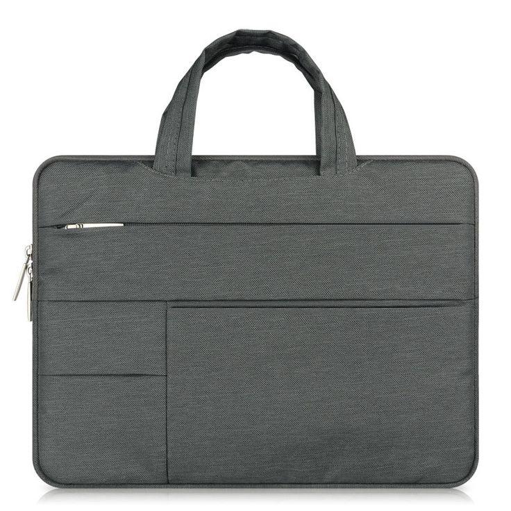 Nylon Zipper Laptop Briefcase Bag 11 12 13 15.4 15.6 inch for Macbook Air Pro Retina for HP Lenovo Acer Computer Notebook Bag