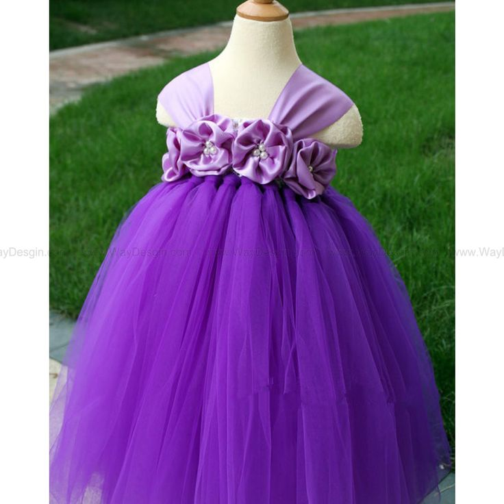 104 best Flower Girl Dresses images on Pinterest | Bridesmaid gowns ...