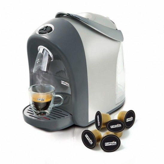 Caffitaly Capsule Coffee Machine by De Brewerz @ www.de-brewerz.com/?s=caffitaly&post_type=product