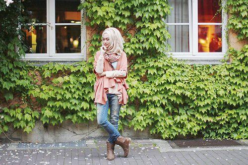 Hijab fashion   Indah Nada Puspita
