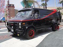 Chevrolet Van - Wikipedia