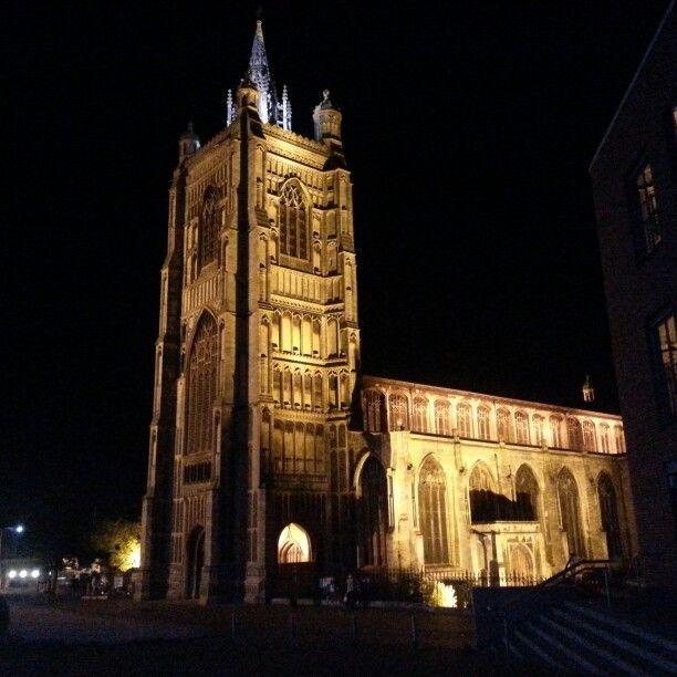 Norwich church