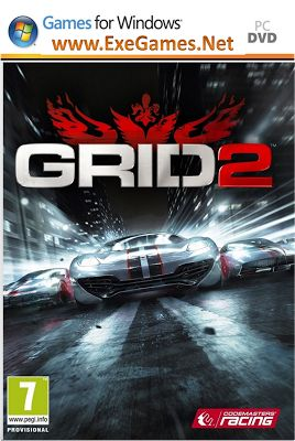 Grid 2 Game - Free Download Full Version For PC