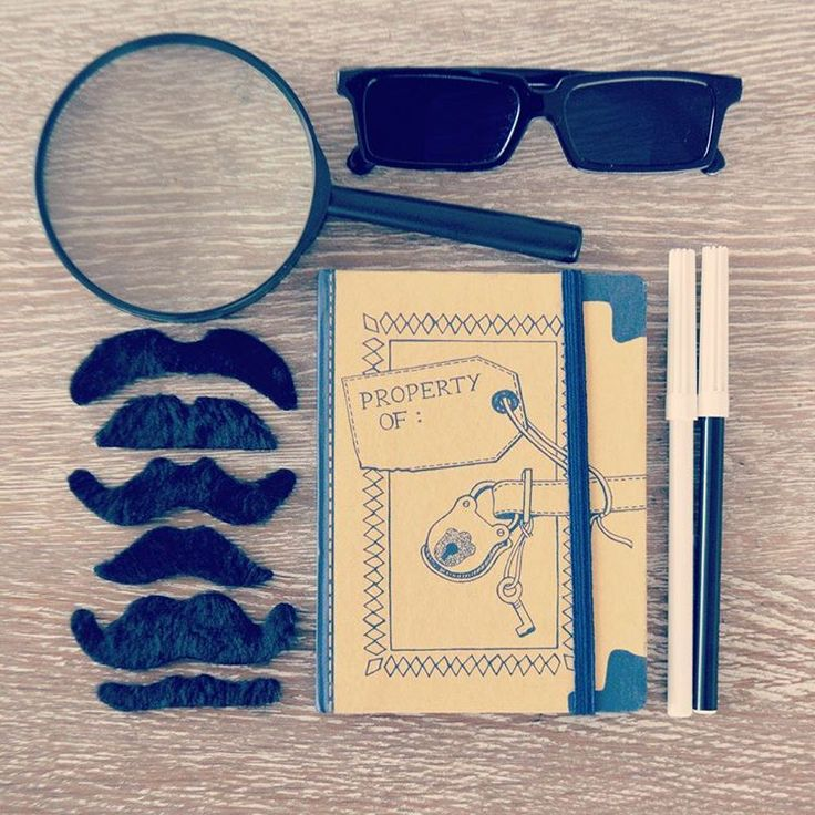 Super sleuth favourite.  Grab a Seedling kit for the little detective in your house. #kydloves #seedling #disguises #elementarymydearwatson