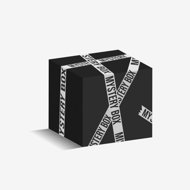 3d Black Box With Tape Vector Illustration Gift Mystery Box Png And Vector With Transparent Background For Free Download Vector Illustration Black And White Cartoon Geometric Background