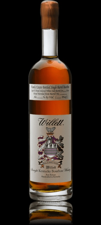 Willett Family Estate Bottled Bourbon - Willett Distillery - Have heard good things about this unfiltered/uncut single barrel Bourbon, and picked up a bottle from Toddy's yesterday.  Placed it in my un-opened stash, for a special occasion.
