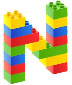 Legos from the start were fun to build with, however kids to sometimes have a hard time following the diagrams to complete the crafts, houses, etc…. These crafts they will find a bit easier.