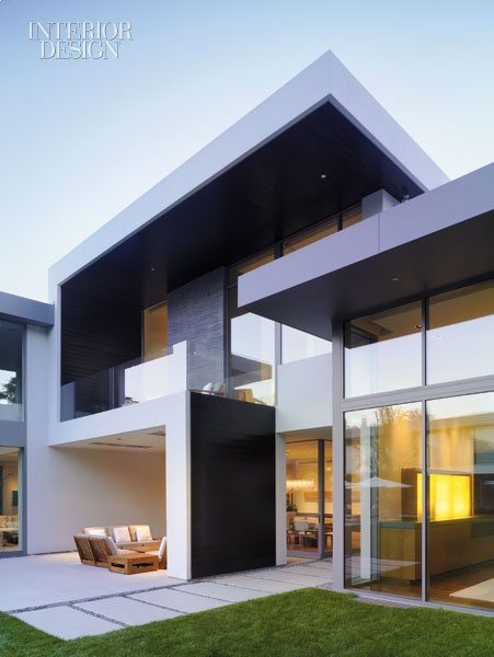 Belzberg Architects Brentwood home